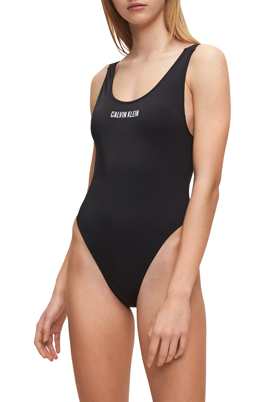 Intense Power Scoop Neck Swimsuit