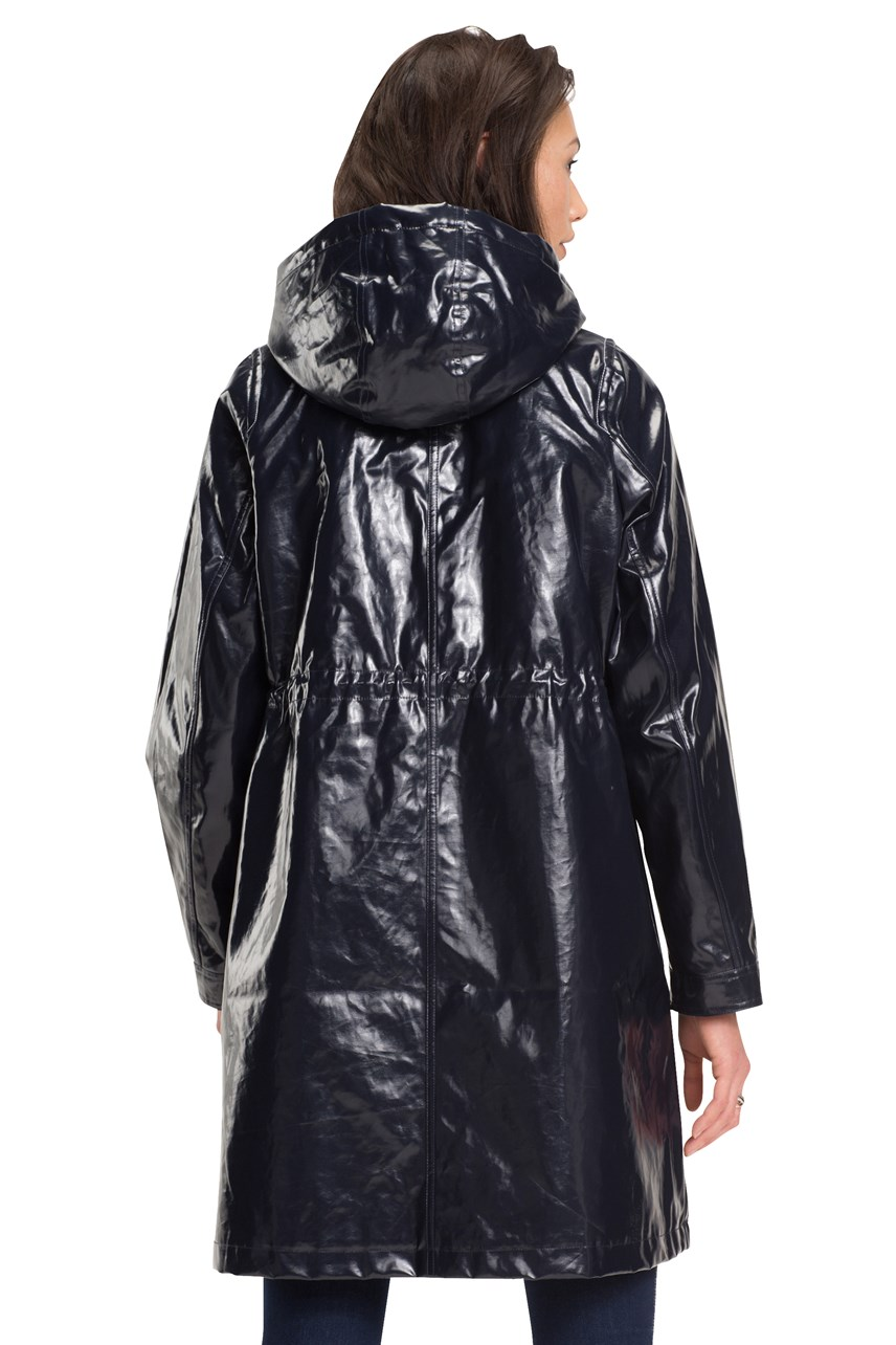 Max Long Raincoat