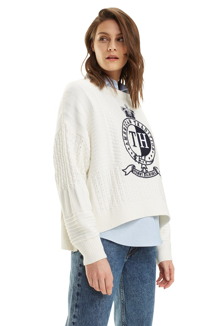 Valoune Crew Neck Sweater