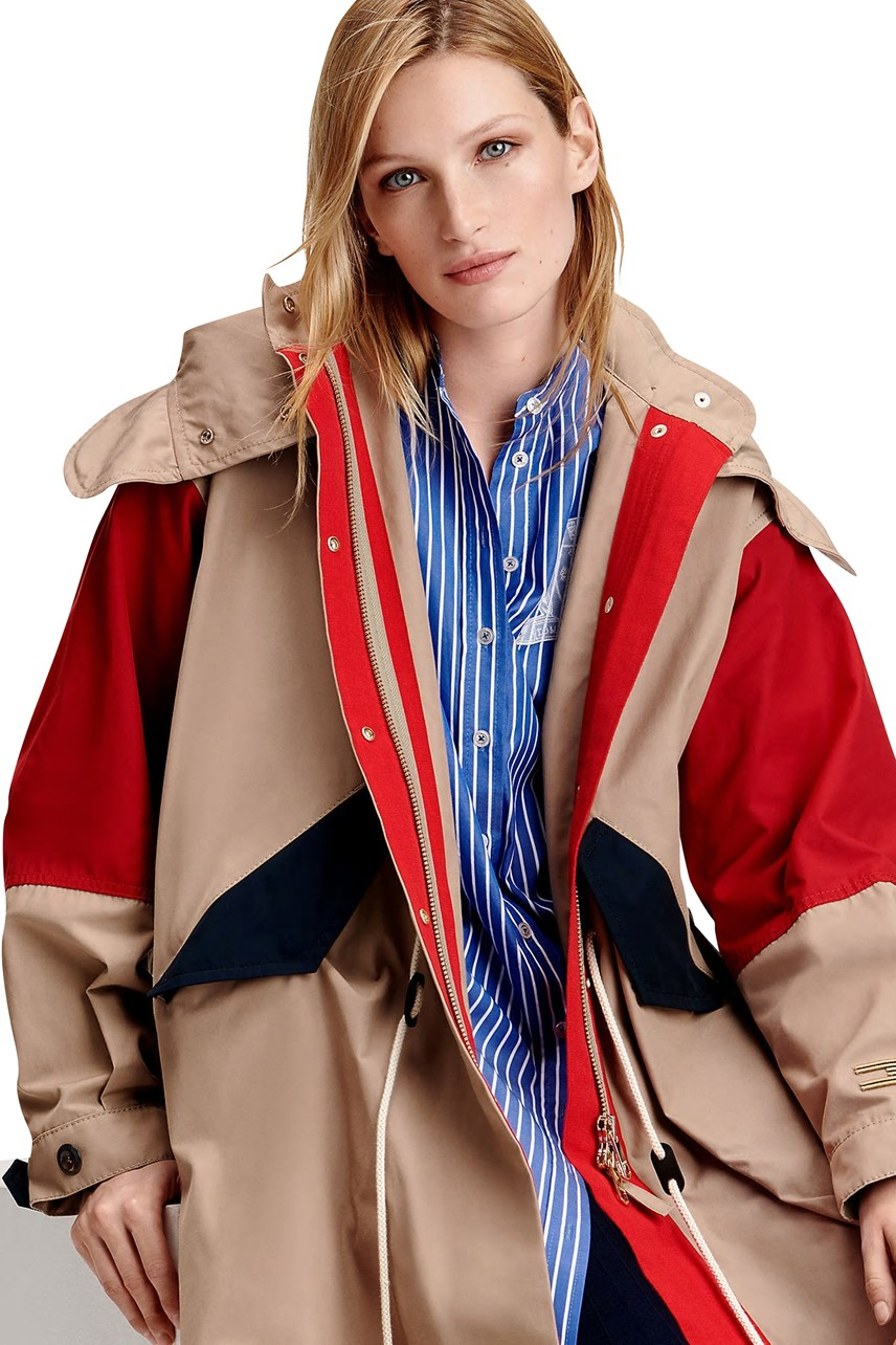 Icons Colourblock Parka