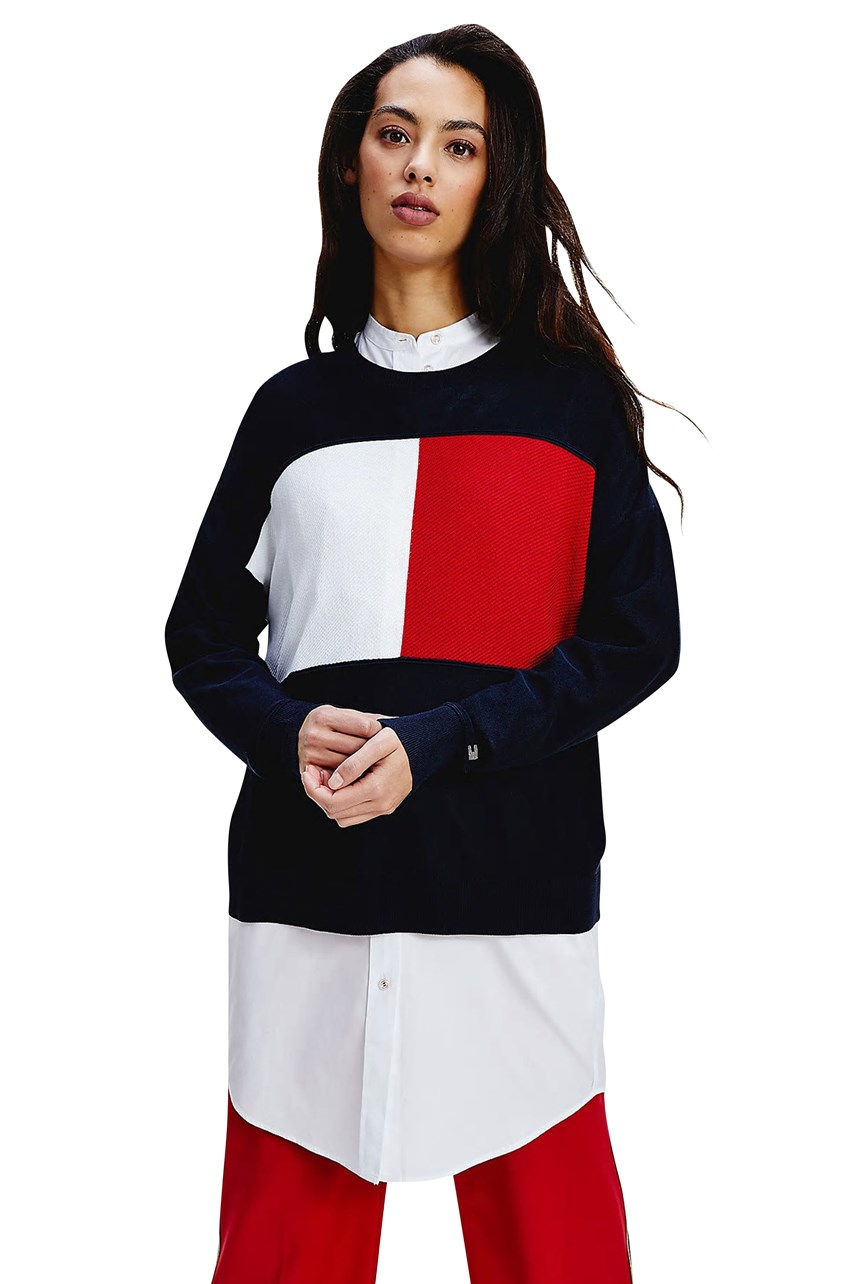 Icons Flag Sweatshirt