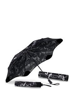Limited Edition Karen Walker For Blunt XS Metro Grand Master Umbrella EBONY 1