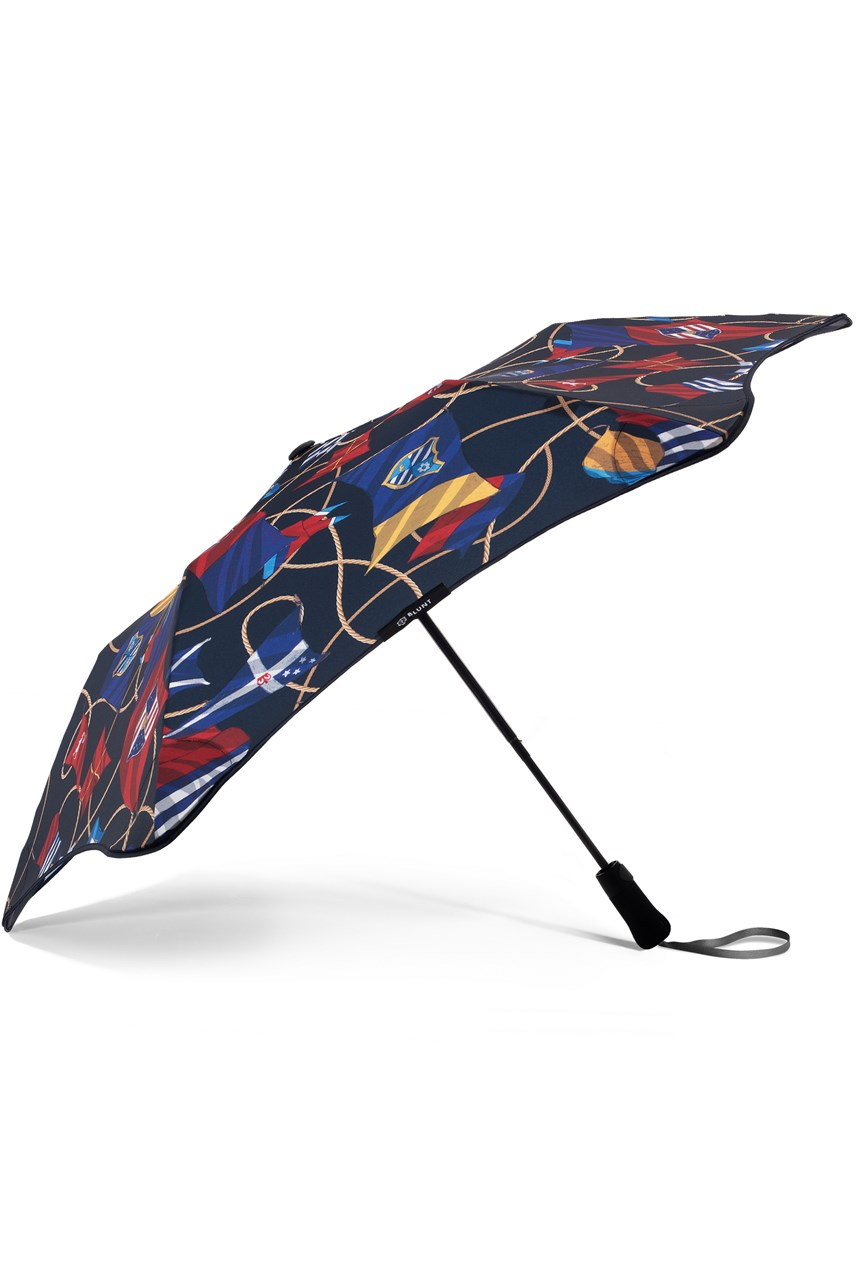 Limited Edition Blunt X Karen Walker Metro Umbrella - Flags