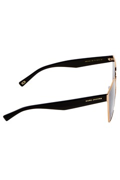 Sunglasses - black/rose gold