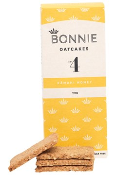 No 4. Kamahi Honey Oatcakes 1