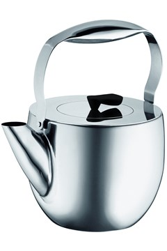 Columbia Tea Press - stainless