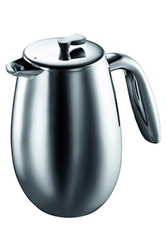 Columbia Coffee Maker - stainless