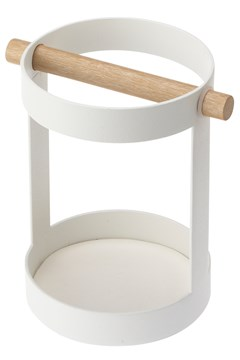 Tosca Round Tool Stand WHITE 1