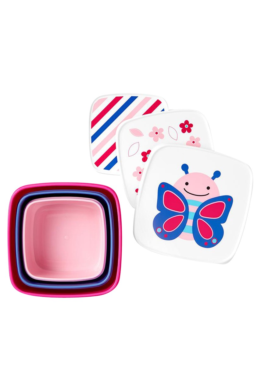 Butterfly Snack Box Set