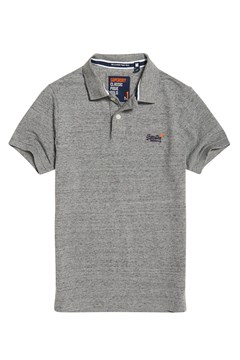 Men's Classic Pique Short Sleeve Polo 4MV FLINT ST 1