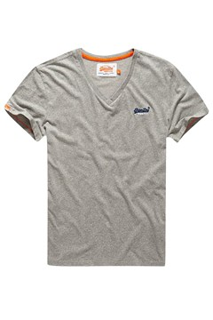 Orange Label Vintage Embossed Tee 309 GREY MAR 1