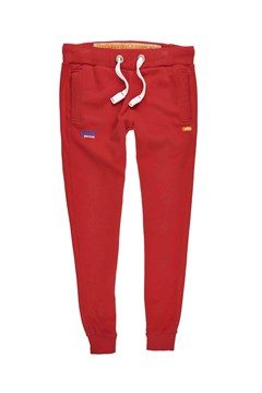 *Orange Label Slim Jogger Indiana Red 1