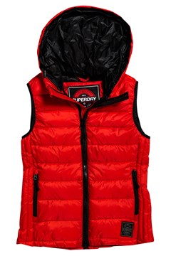 1c2c37c07af5b Core Luxe Gilet - SUPERDRY - Smith   Caughey s - Smith and Caughey s
