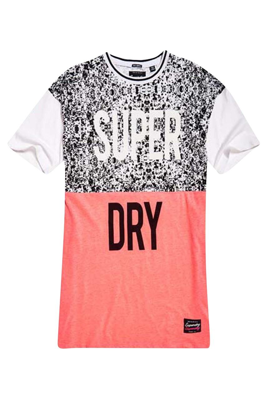 Boyfriend T Shirt Dress Superdry Smith Caugheys Smith And