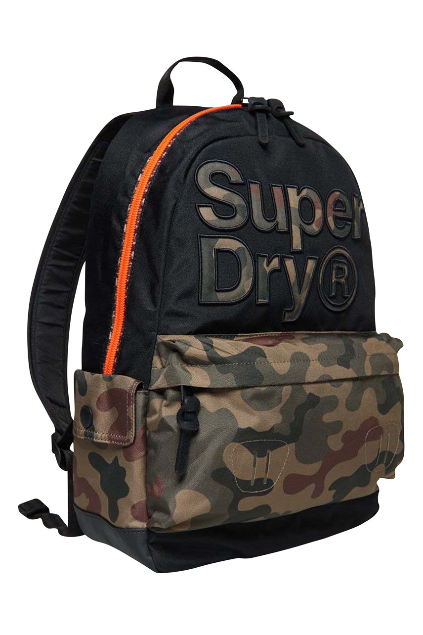 Men's Double Camo Montana Backpack