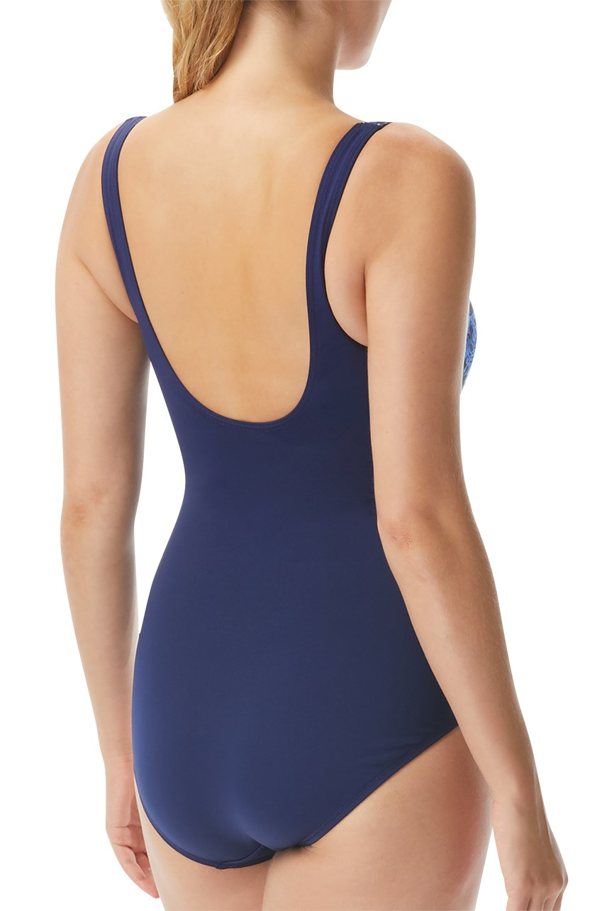 Scoop Neck Controlfit Swimsuit