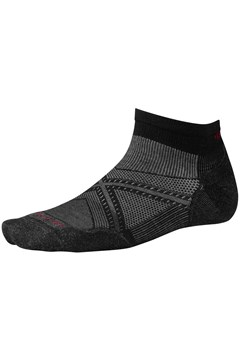 PHD Run Light Elite Sock 001 BLACK 1