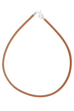Short Strand Necklace TAN 1