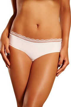 Soft Shorty Brief White 1