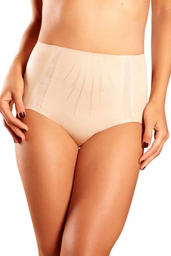 'Shape Light' High Waisted Panty ULTRA NUDE 1