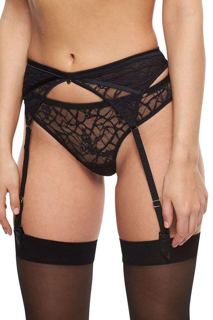 0c4c59cae Segur Garter Belt - CHANTELLE - Smith   Caughey s - Smith and Caughey s