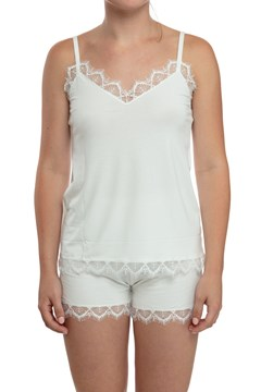 Lace Modal Short NATURAL 1