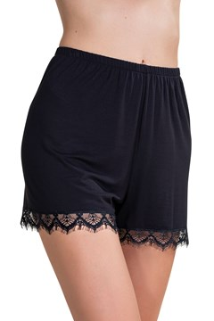 Vittoria B. Viscose Short BLACK 1