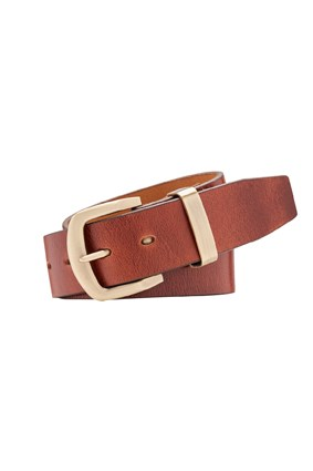 Jamboree 38mm Buffalo Leather Belt