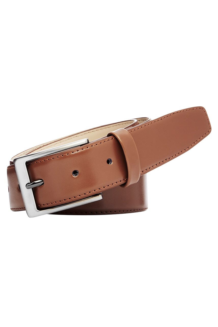 35mm Classic Leather Belt
