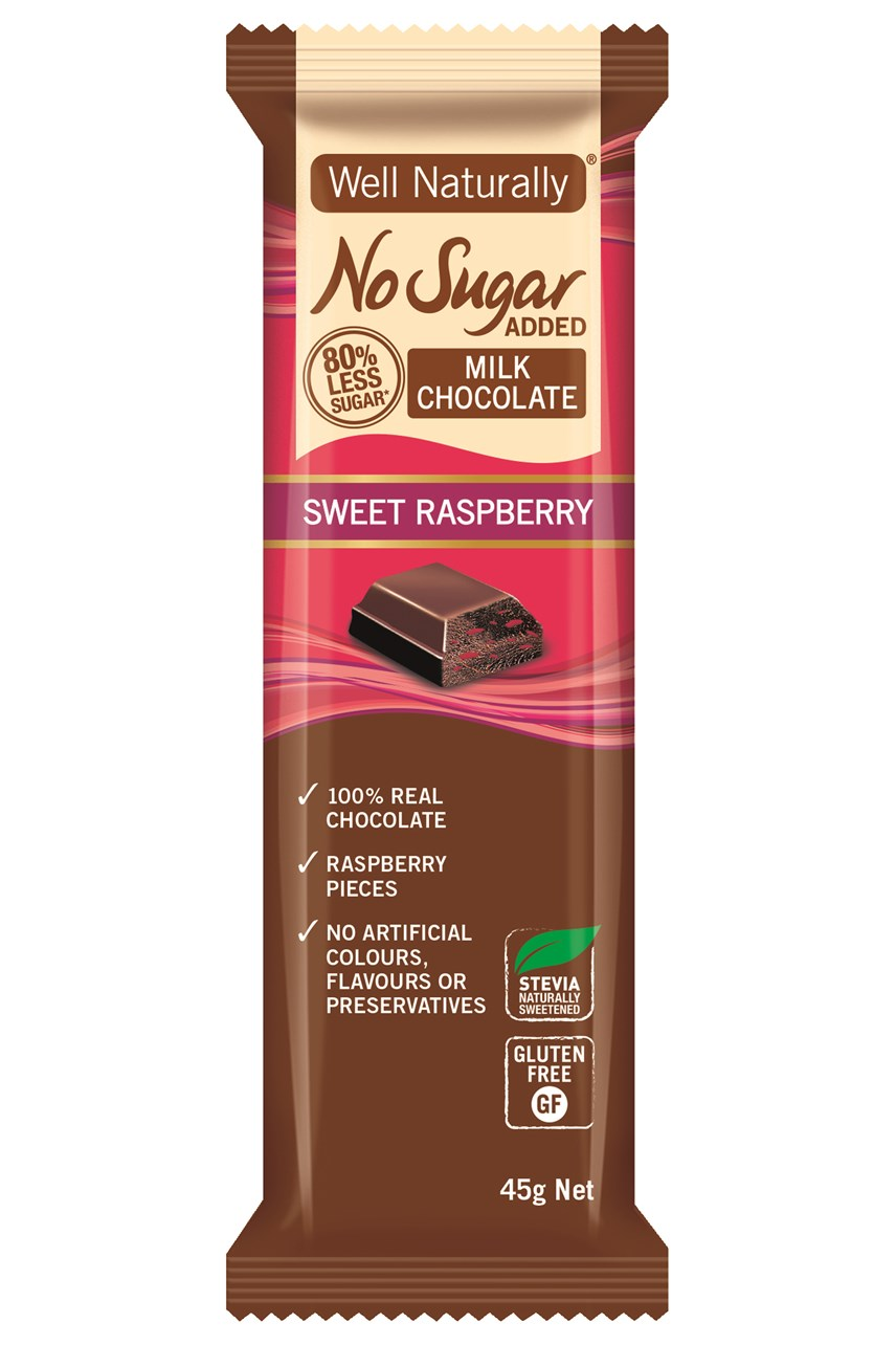 NSA Milk Chocolate Sweet Raspberry