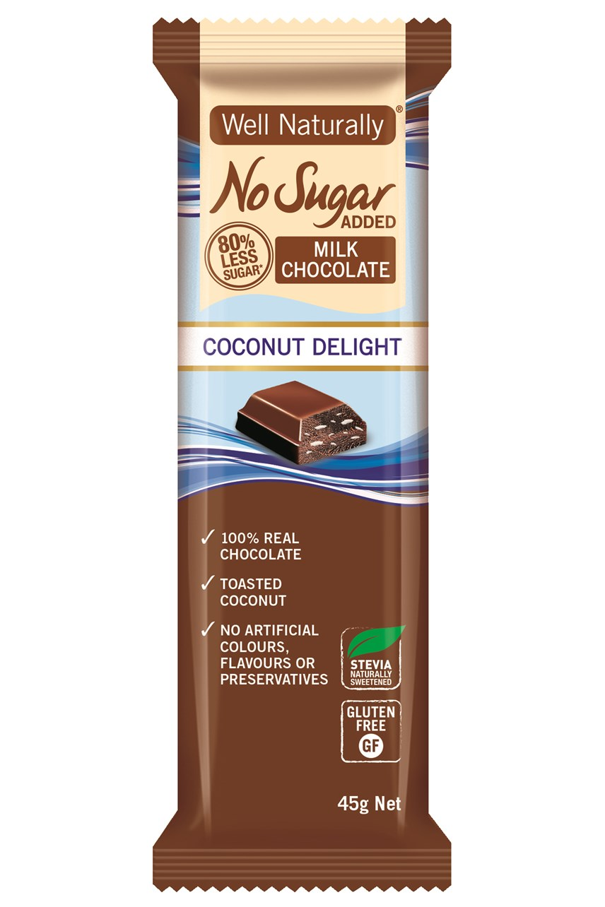 NSA Milk Chocolate Coconut Delight