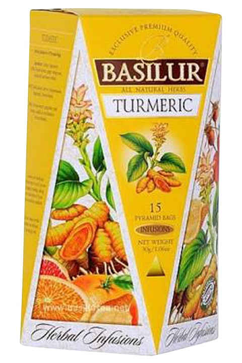 Herbal Infusions The Herbal Teasane Tumeric -