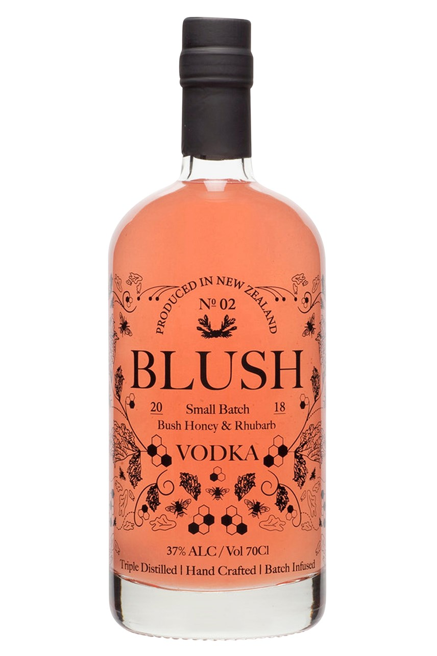 Bush Honey & Rhubarb Vodka