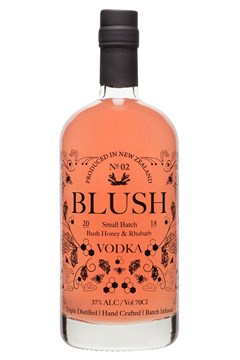 Bush Honey & Rhubarb Vodka 1