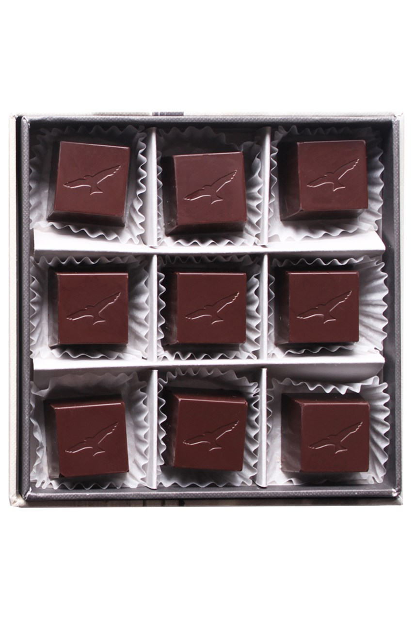Mangawhai Sea Salt Caramels In Dark Chocolate