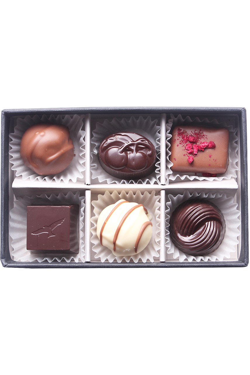 6 Chocolate Selection