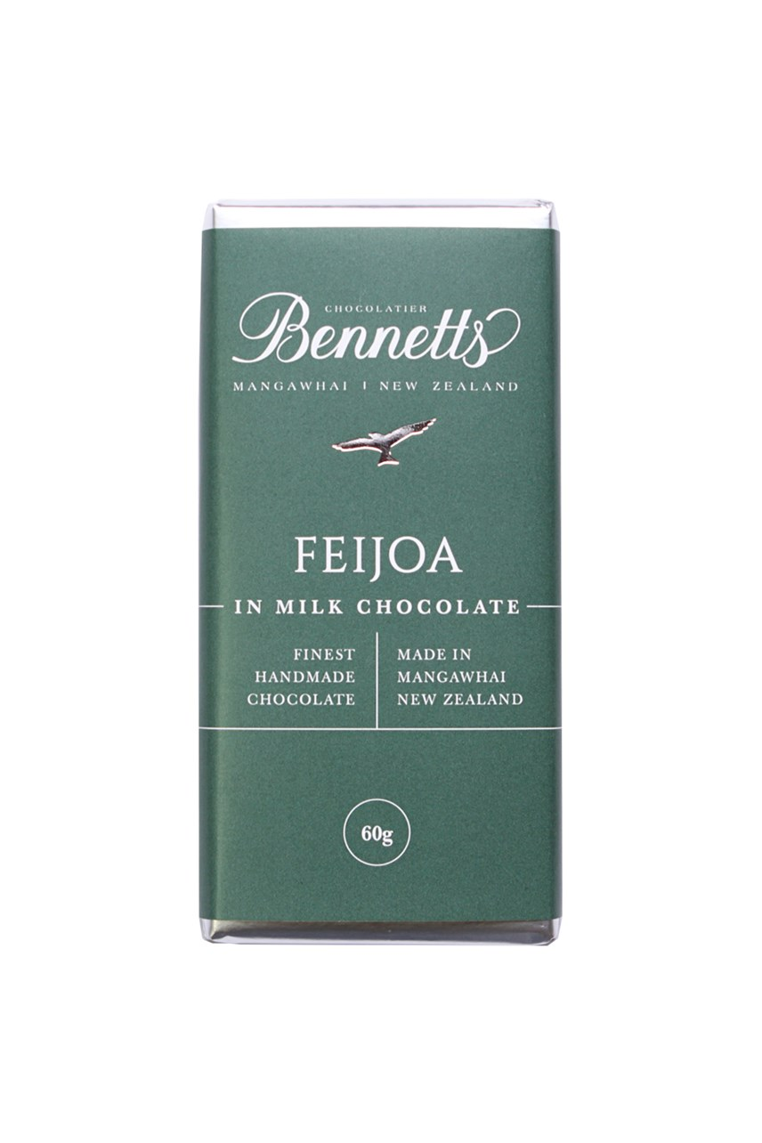 Feijoa Milk Chocolate Bar