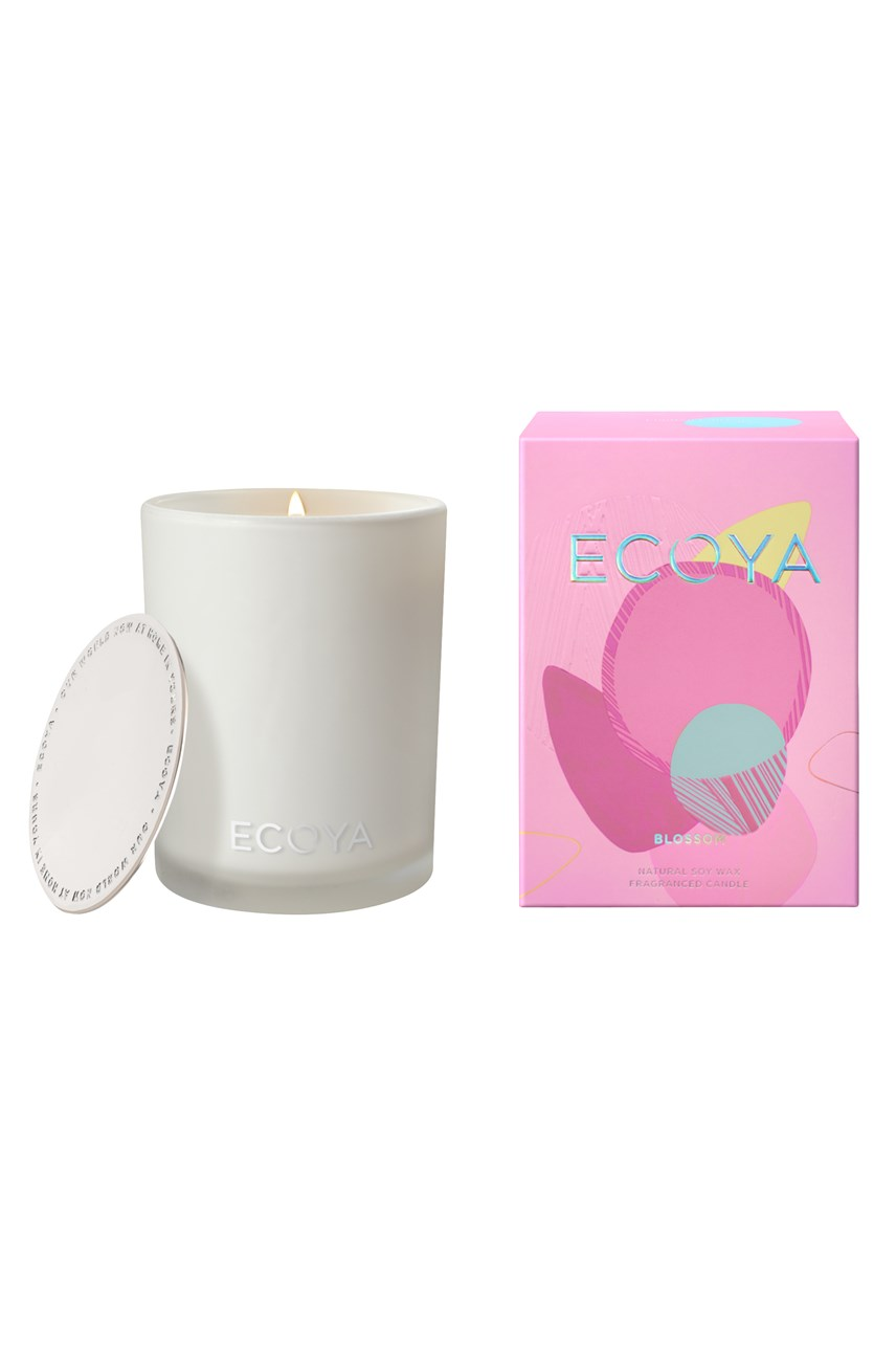 Blossom Madison Jar Candle