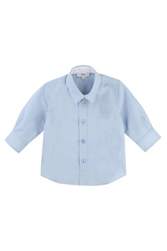 Boss Shirt BLUE 1