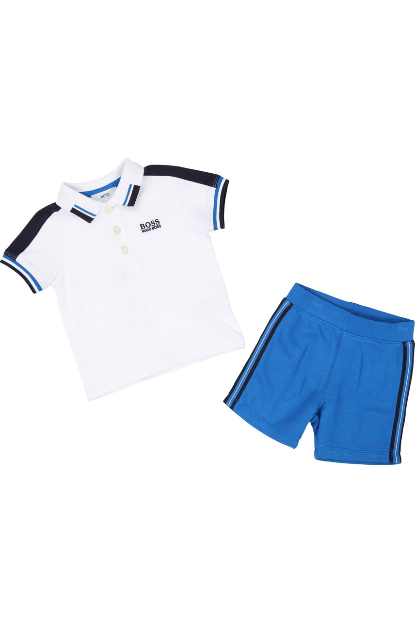 Polo & Bermuda Set