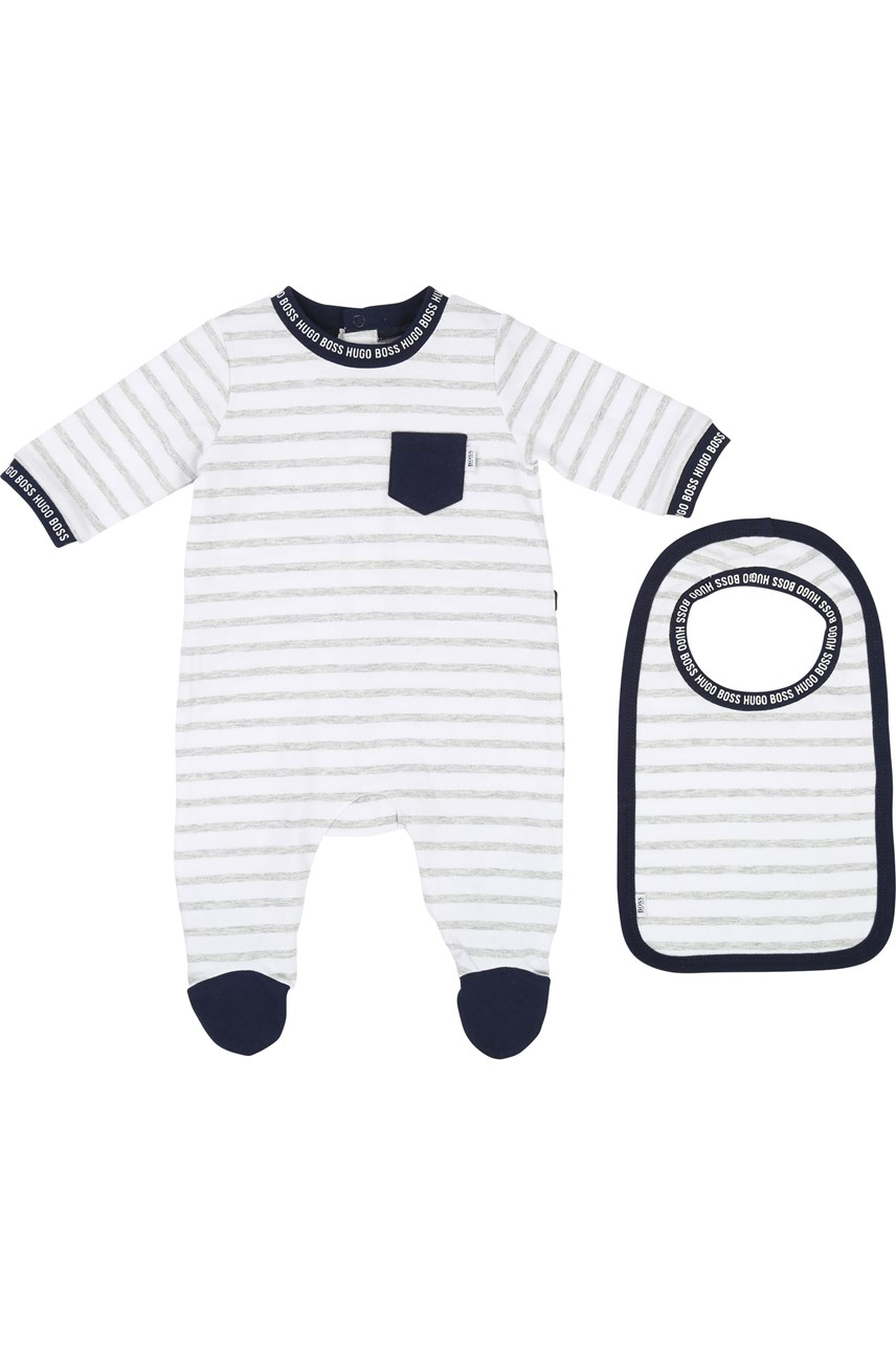 Pyjama And Bib Set