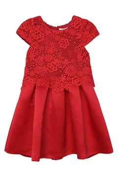Red Lace Dress 97G 1