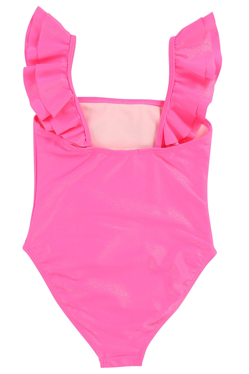 Frilled Strap Swimsuit