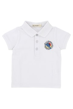 Club Polo T-Shirt WHITE 1