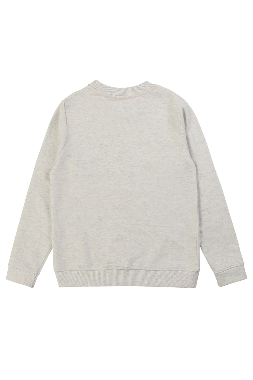 Beige Chine Sweatshirt