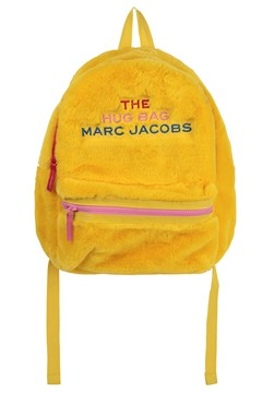Faux Fur Backpack 530 YELLOW 1