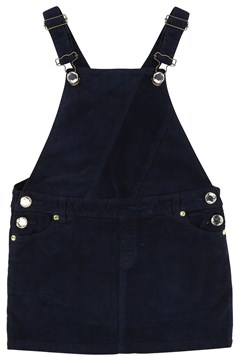 Corduroy Pinafore NAVY 1
