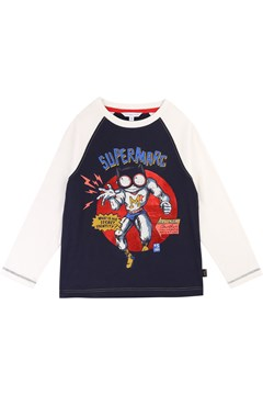 Comics Long Sleeve T-Shirt V71 1