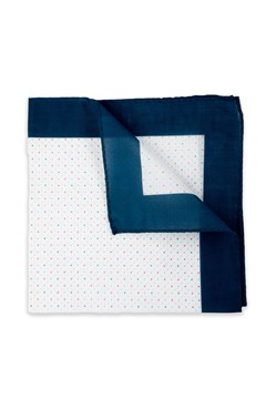 Polkadot Pocket Square - tur