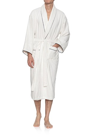 Lyon Towelling Robe